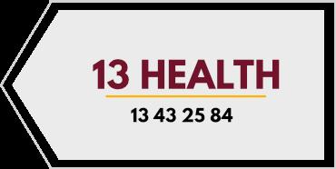13 HEALTH - 13 43 25 84