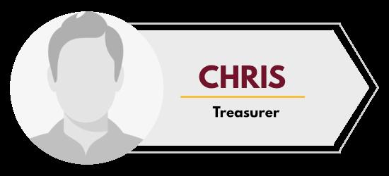 Chris - Treasurer
