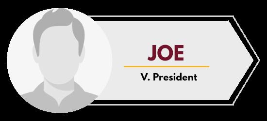 Joe - Vice President