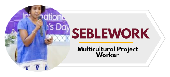 Seblework - Multicultural Project Worker