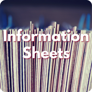 Button: Information Sheets