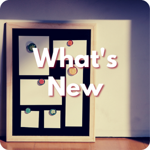 Button: What's New